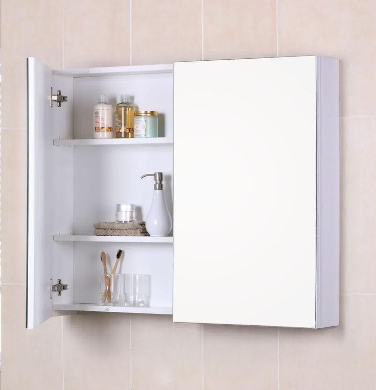 Best 25+ Bathroom mirror with shelf ideas on Pinterest ...