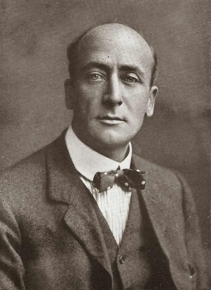 Tales of Mystery and Imagination: Algernon Blackwood: The transfer
