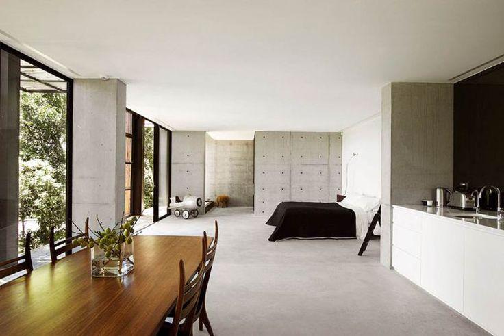 Cate Blanchett's Sydney Home Bedroom