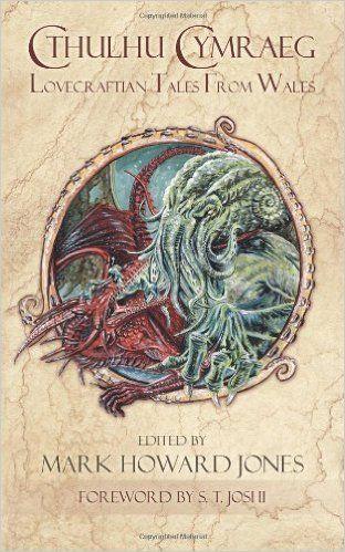 Cthulhu Cymraeg: Mark Howard Jones, Kate Evans: 9781906652210: Amazon.com: Books