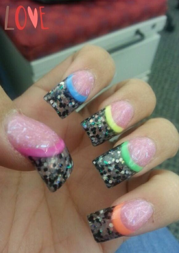 Acrylic Nails By Jeannie
