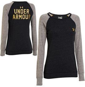 Under Armour Women's Script Metallic Long Sleeve Shirt - Dick's Sporting Goods