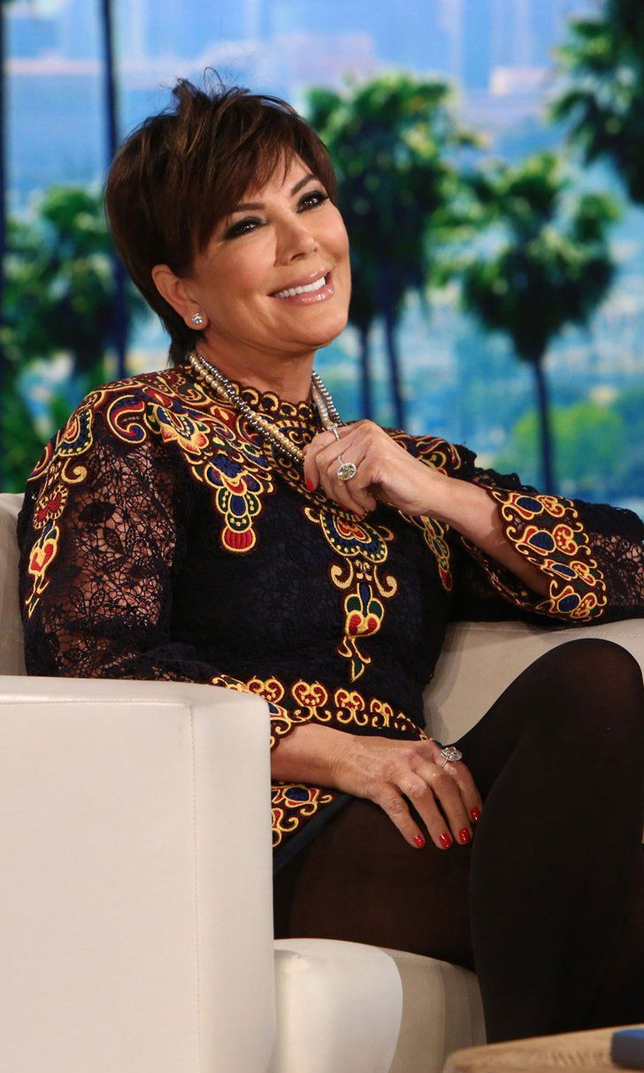 "Kris Jenner Opens Up About Caitlyn Jenner's Choice to Date Men: ""I Don't Understand"""