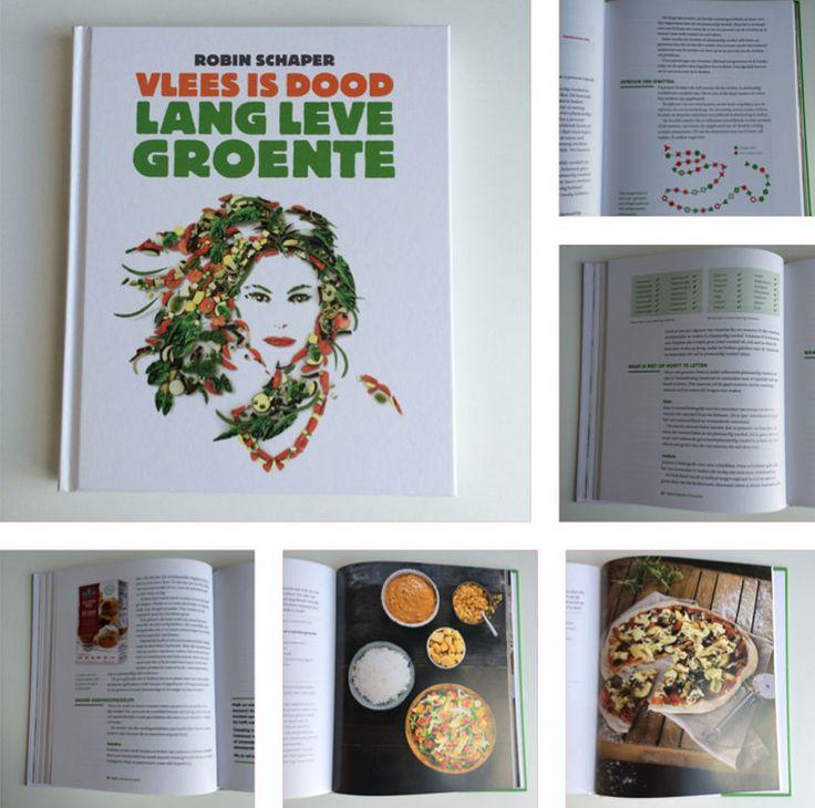 Review: Vlees is dood lang leve groente http://wateetjedanwel.nl/review-vlees-is-dood-lang-leve-groente/