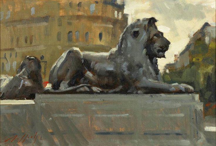 Paul Rafferty Exhibition Portland Gallery April 2015