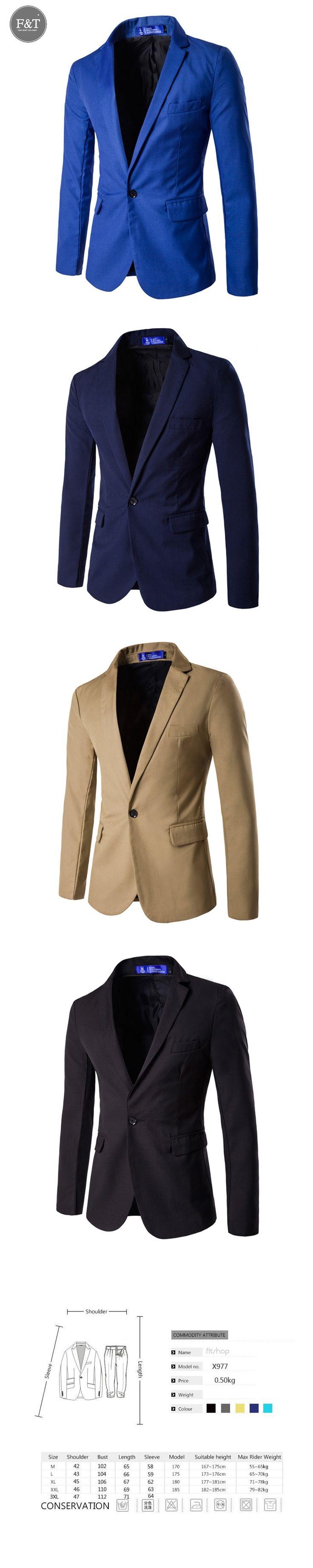 New Luxury Design Blazer Men Casual Slim Fit One Button Jacket Coat Mens Groomsmen Wedding Suit Blazer Masculino Solid