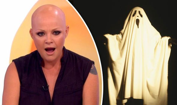 Gail Porter: Mum said I lost my hair because I played with the 'dark side'