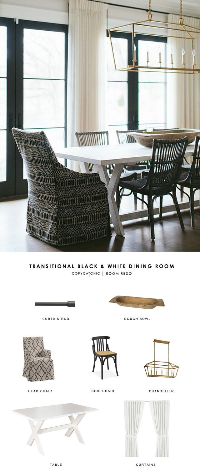 TOTAL | $1,777   TABLE $310 | HEAD CHAIRS (EA) $249 | SIDE CHAIRS $100 OR THESE (EA) $99 | CURTAINS (2) $15 | CHANDELIER $290 | CURTAIN ROD $79 | DOUGH BOWL $189