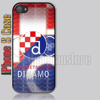 Dinamo Zagreb Logo iPhone 5 Case Cover