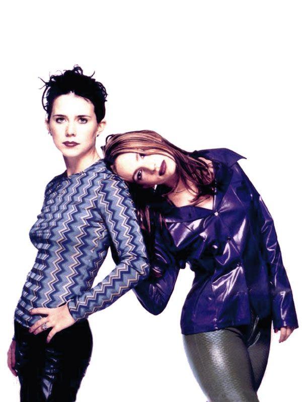"Louise Post & Nina Gordon ""Veruca Salt"""
