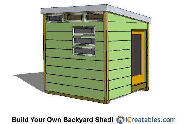 25 best 8x10 shed plans images on pinterest shed sheds for 8x10 office design