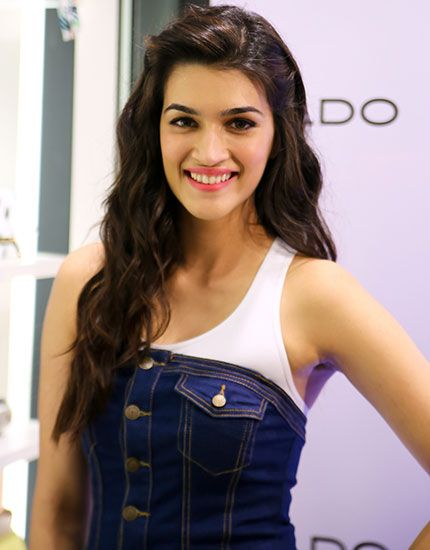 5 QUESTIONS WITH BOLLYWOOD BELLE KRITI SANON