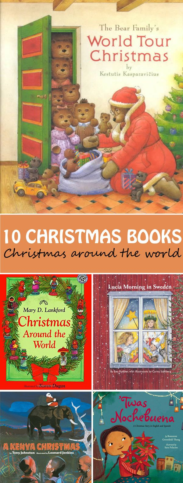 christmas around the world for preschoolers 10 books for learn about the 627