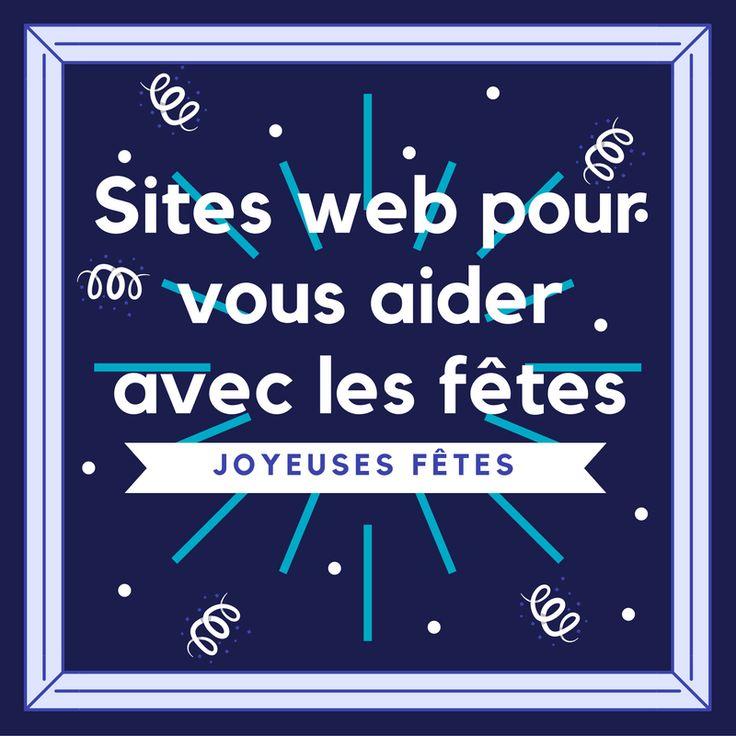https://auquotidienjeblog.wordpress.com/2016/12/11/sites-web-pour-vous-aider-avec-les-fetes/   Article avec mes suggestions de site web pour vous aider avec les fêtes.  #blog #blogger #canadianblogger #quebecblogger #fetes2016  #noel #ideescadeaux #etsy #madeinquebec #pnp