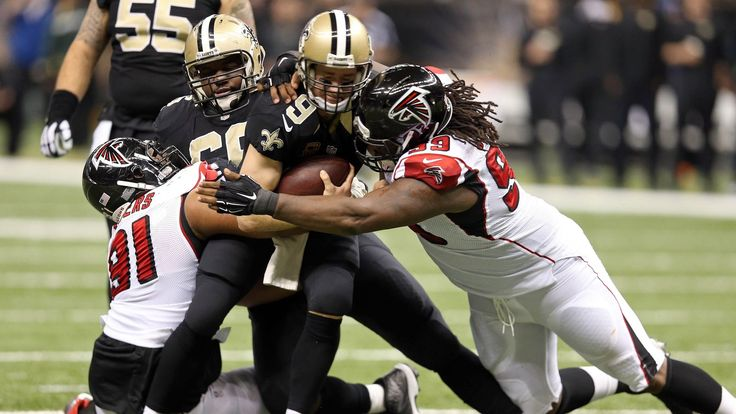 Falcons vs. Saints: Thursday Night Football game time, channel, odds, and more By Brandon Lee Gowton  @BrandonGowton on Oct 15, 2015, 2:26p  -    Read on for more information on how to watch tonight's game.