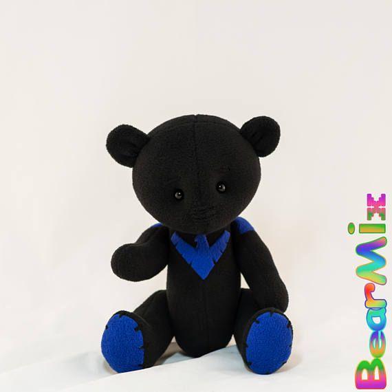 Nightwing bear Найтвинг мишка
