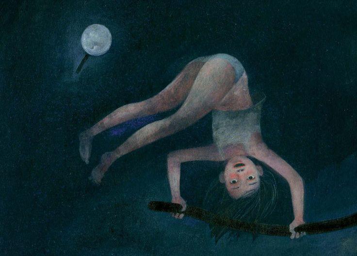 Mara Cerri la_pantera_sotto_il_letto