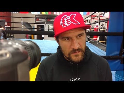 """SERGEY KOVALEV """"I'LL FINISH YOUR CAREER MOTHER F#CKER"""" TO ANDRE WARD"""
