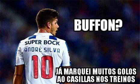 André Silva Like a Boss  By Tony Silva http://ift.tt/2l50PqA
