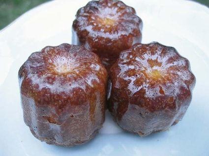 Journal des Femmes : Mini-cannelés bordelais : la meilleure recette