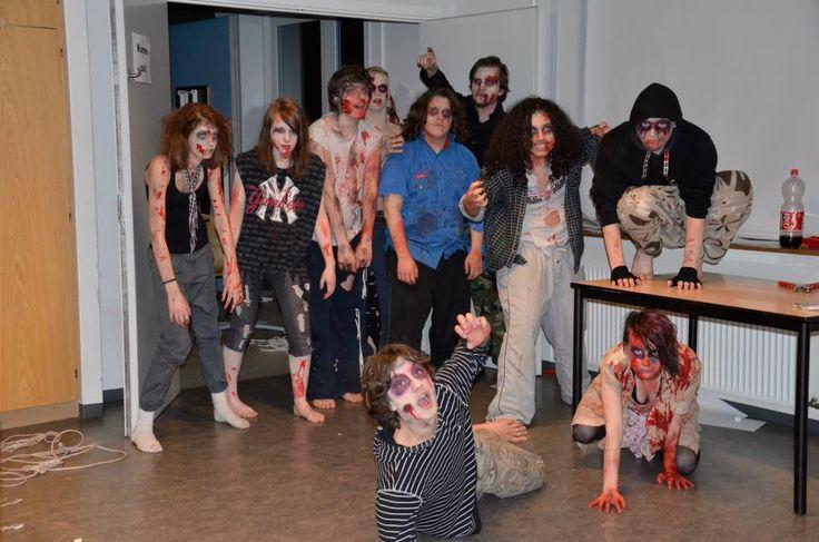 Osterskov boarding school DK - Zombie live