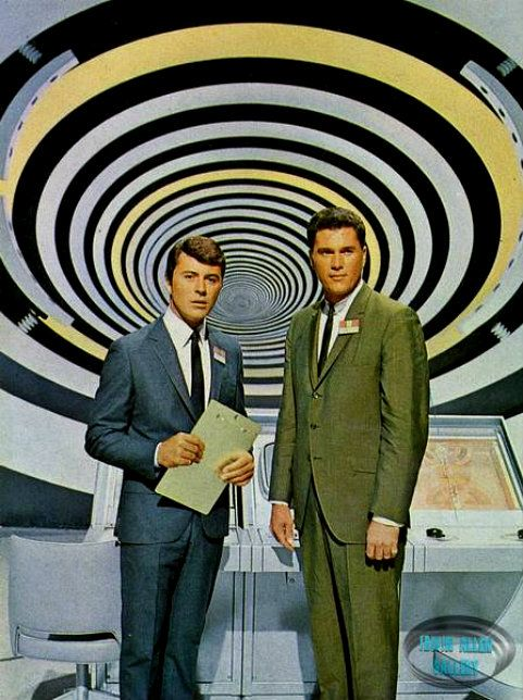 The Time Tunnel TV show with James Darrin