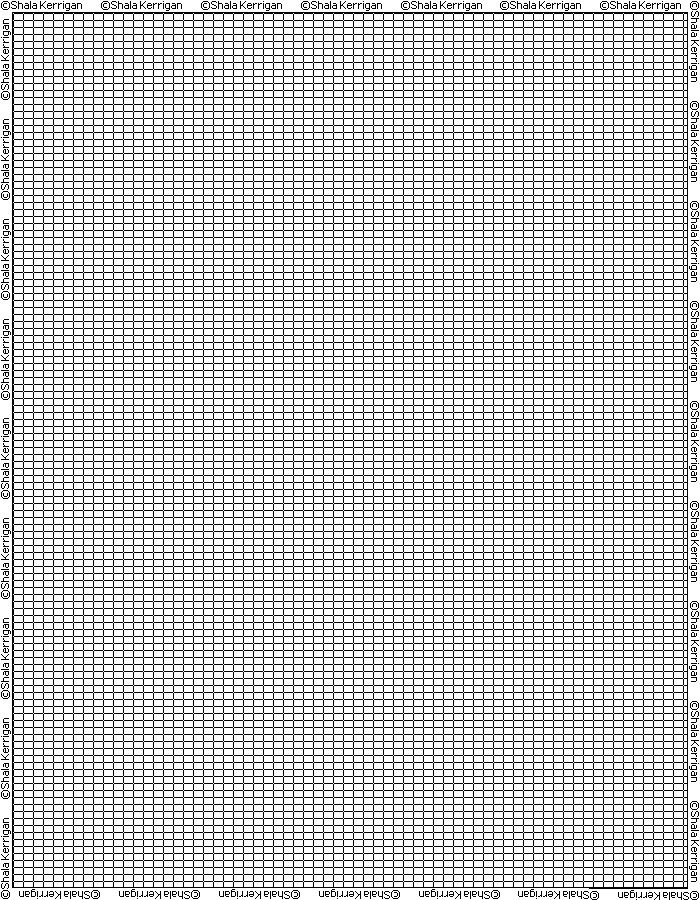 234 best beading graph paper images on Pinterest Bead weaving - cross stitch graph paper