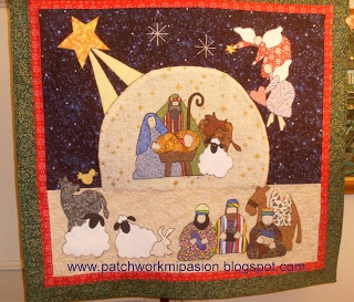 353 Best Fabric Nativities Images On Pinterest Christmas