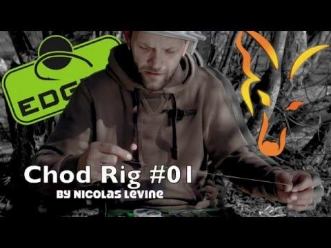 *** Pêche à la Carpe FOX TV *** Les 5 astuces Chod-Rig de Nicolas Levine - YouTube