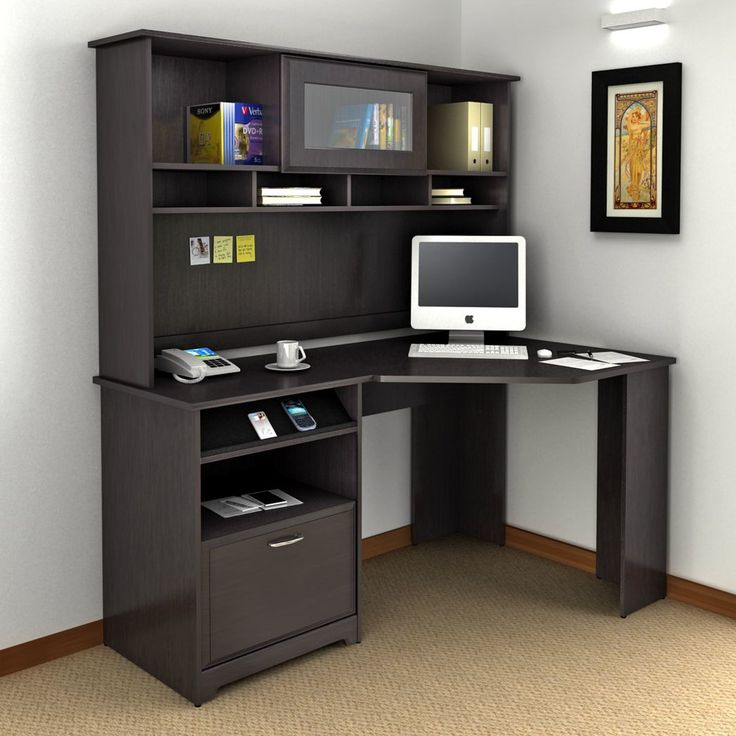 You'll love the Capital Computer Desk with Hutch at Wayfair - Great Deals on all Education products with Free Shipping on most stuff, even the big stuff.