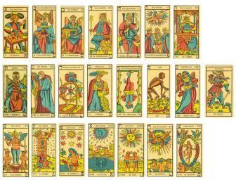 Aprende a gestionar cualquier cambio acompañado de los 22 arcanos de tarot.