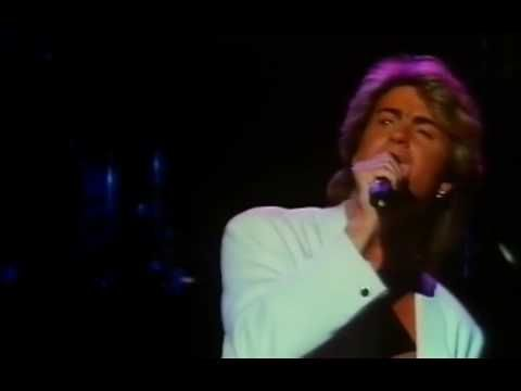 George Michael - Careless Whisper live in China 1984 (HQ)  this is the one I remember.....