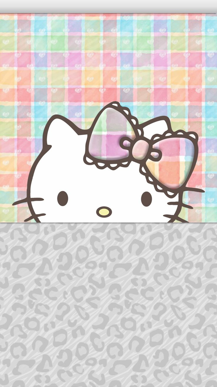 #cute #hello kitty #wallpaper #iphone #android