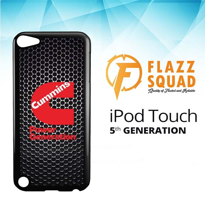 cummins Power Generation logo Z3884 iPod Touch 5 Case