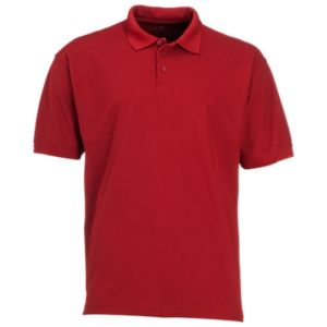 RedHead Sportsman's Polo Shirts for Men  - Lava Flow - XL