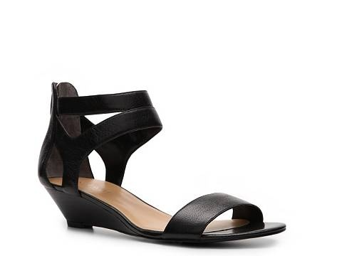 Nine West Hushed Wedge Sandal Womens Dress Sandals All Womens Sandals  Sandal Shop - DSW