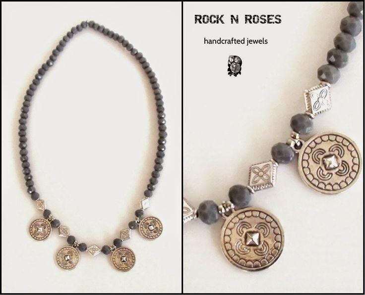 ☆☆ ROCK N' ROSES ☆☆: ::..THE SMOOTH LIGHT NECKLACE..::    Περιγραφή: Το...