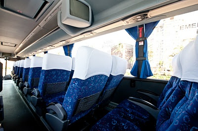 52 Seater Luxury Coach