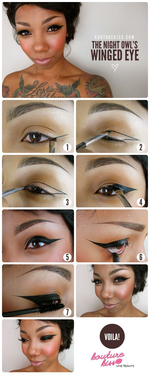 learn how to do mac makeup