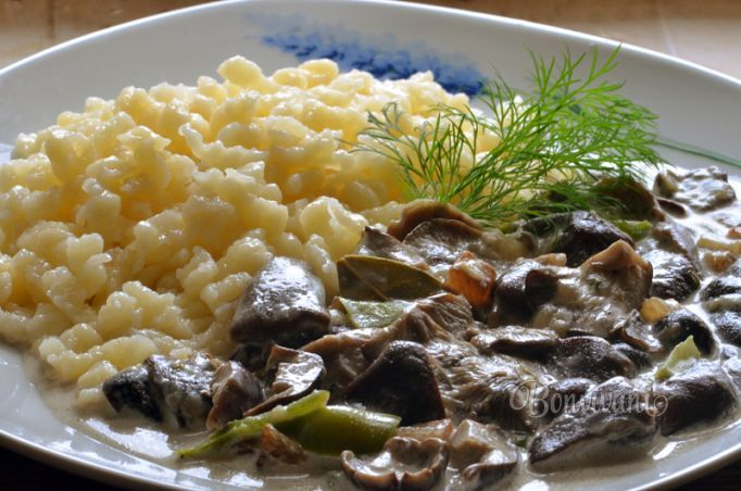 Hubové ragú • recept • bonvivani.sk
