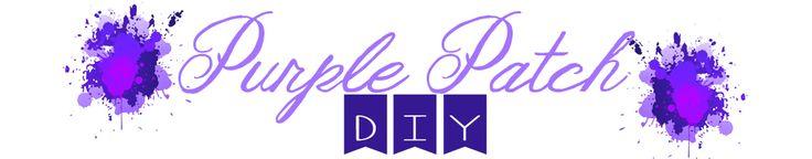 Purple Patch DIY