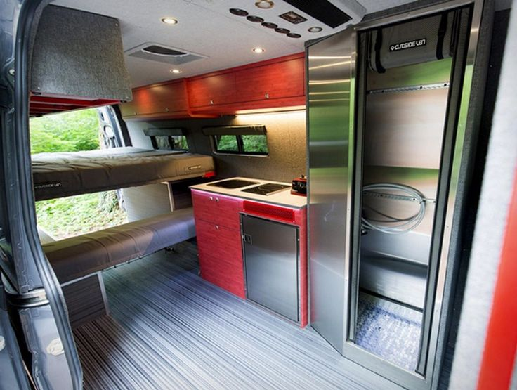 99 Awesome Camper Van Conversions That'll Make You Inspired (15)