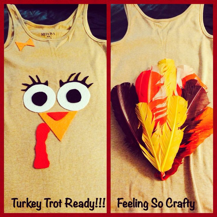 Turkey Trot Costume