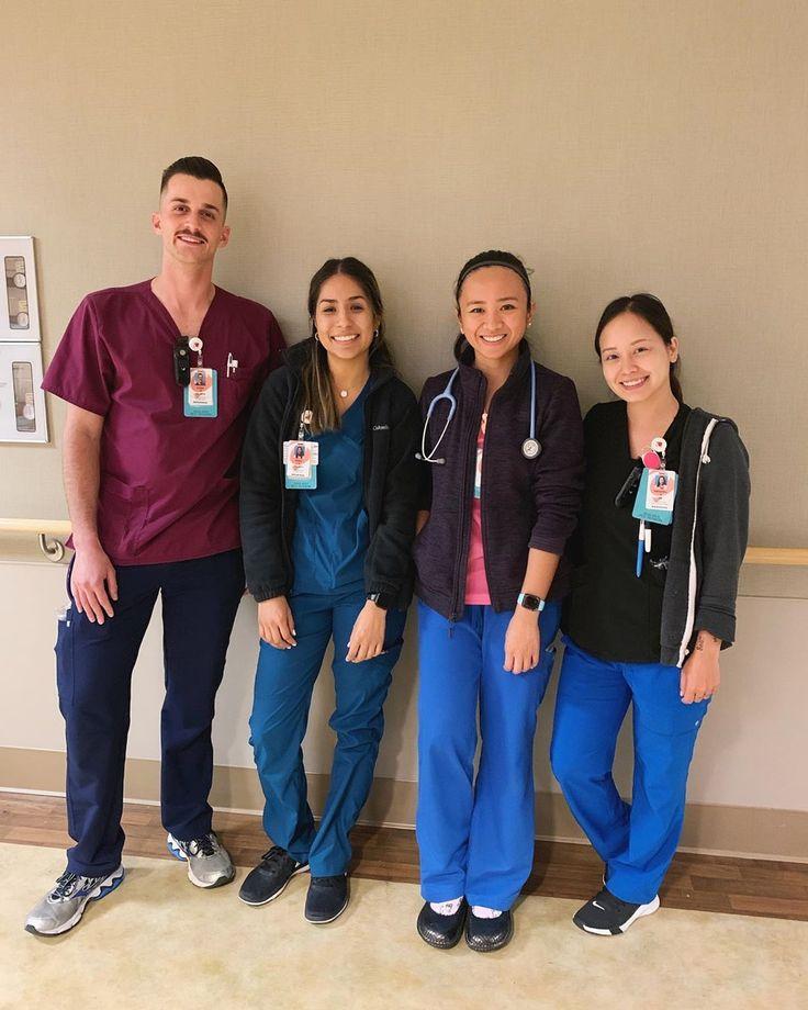 From nursing school classmates to nurses i love