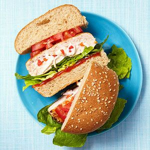 Stuffed Turkey Burger #recipe: Healthy Dinners, Part Skim Mozzarella, Stuffed Turkey Burgers, Simple Weight, Weight Loss, Healthy Dinner Recipes, Ground Turkey