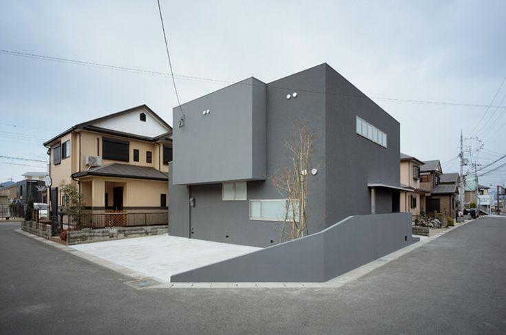 House of Inclusion by FORM / Kouichi Kimura Architect, Shiga, Japan - 2009.