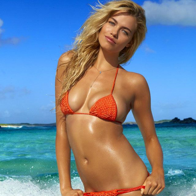 Hailey Clauson 8 Hottest Photos Of Sports Illustrated: Hailey Clauson для журнала Sports Illustrated (2016