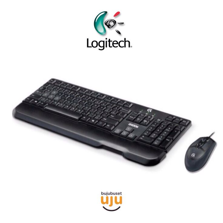Logitech G100s Gaming Combo IDR 385.000,-   Features: DELTA ZERO SENSOR TECHNOLOGY ULTRA-DURABLE BUILD ADVANCED SURFACE MATERIALS COMFORTABLE, AMBIDEXTROUS SHAPE IN-GAME SENSITIVITY SWITCHING 2-MILLISECOND REPORT RATE HIGHLIGHTED GAMING KEYS LIGHTWEIGHT DESIGN NO SOFTWARE REQUIRED