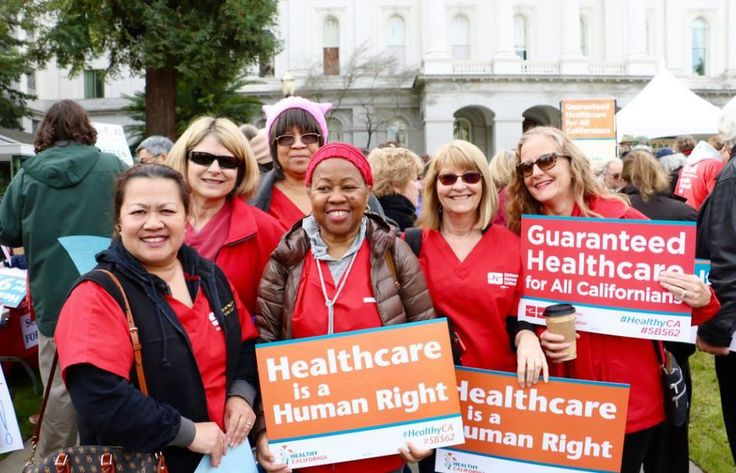 "Read this great article by Consumer Watchdog about our Healthy California campaign for guaranteed healthcare for all Californians.   ""The California Nurses Association has been at the forefront of every major change in health care in California over the last three decades – – be it HMO patients' rights or safe staffing levels for patients in California hospitals.""  The healthcare revolution continues! #nurse #nursing #RN #nurses #ilovenursing #gifts #nurse practitioner #all nurses #nursing…"