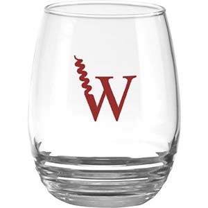 Goldfish18-OZ TRITAN STEMLESS RED WINE GLASS  Perfect for wine tastings, weddings, showers, anniversaries, parties- anywhere you can drink wine! Lightweight and durable.  Acrylic wine glasses are plastic wine glasses that are versatile, durable and unbreakable. With an acrylic wine glass you can be sure your wine glass will not shatter as a traditional wine glass would. With acrylic wine glasses,worry-free entertaining indoors or outdoors no longer means skimping on elegance.